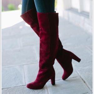 "Halogen ""Noble"" OTK Boots"